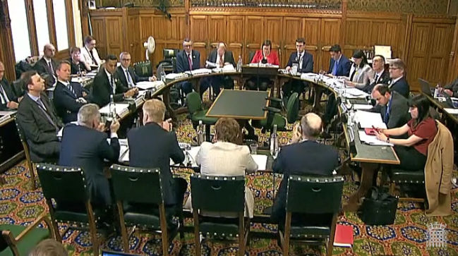 Public Accounts Committee, March 2020